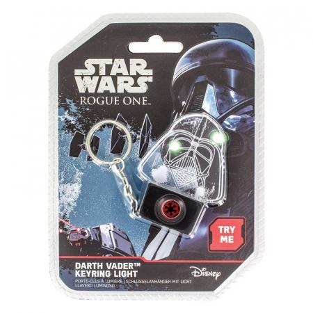 Breloc cu lumini Darth Vader [2]