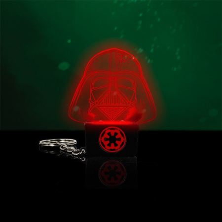Breloc cu lumini Darth Vader [0]