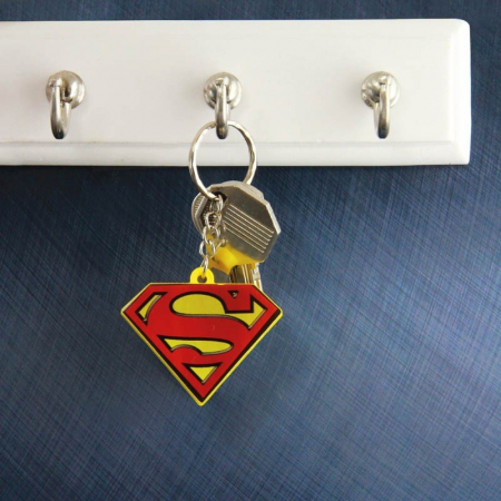 Breloc cu lumini Superman [1]