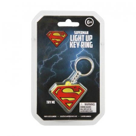 Breloc cu lumini Superman [3]