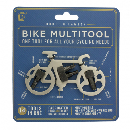 Breloc multifunctional 14 in 1 pentru bicicleta1