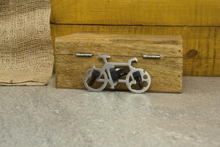 Breloc multifunctional 14 in 1 pentru bicicleta2