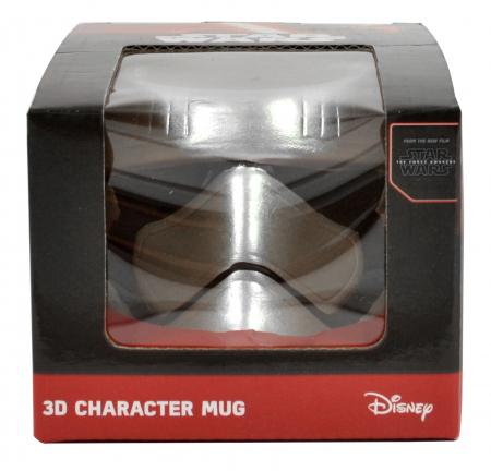 Cana 3D Star Wars - Captain Phasma1