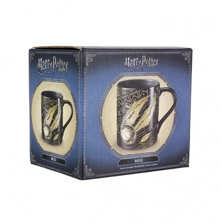 Cana Harry Potter - Golden Snitch2