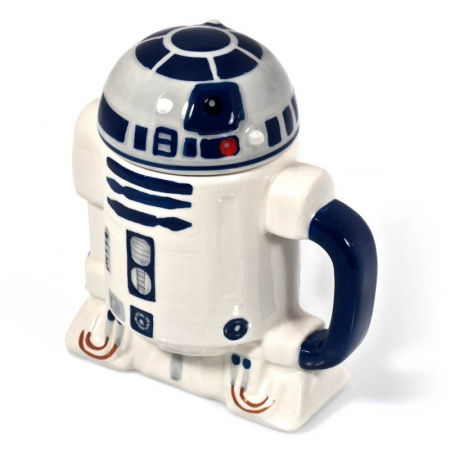 Cana R2-D2 cu capac0