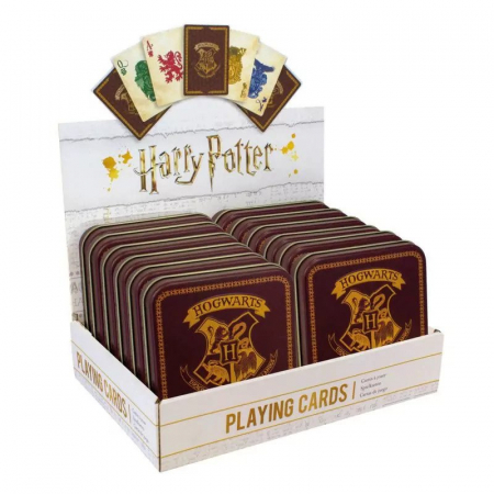 Carti de joc Harry Potter Metal3