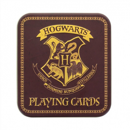 Carti de joc Harry Potter Metal2