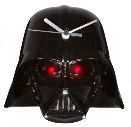 Ceas de perete 3D Darth Vader0