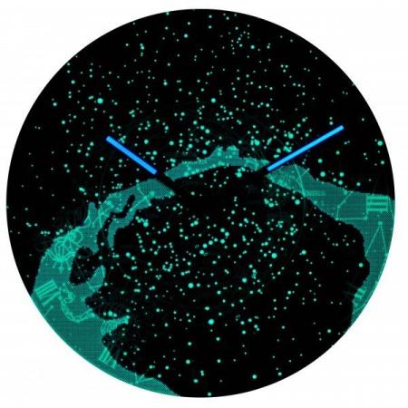 Ceas de perete Calea Lactee1
