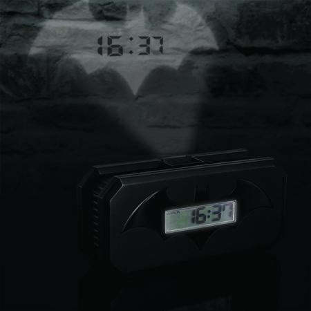 Ceas desteptator cu proiectie Batman [0]