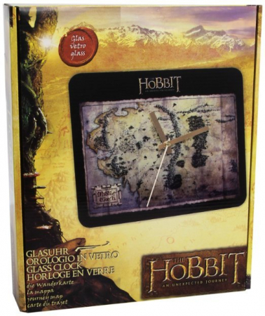 Ceas The Hobbit - Harta Comorii [1]