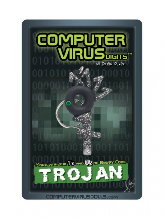 Computer Trojan din plus3