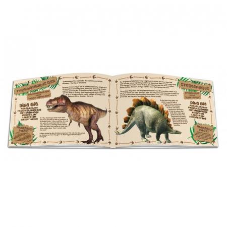 Dinosaur Construction Kit - Styracosaurus & Velociraptor1