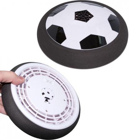 Disc de fotbal pe perna de aer1