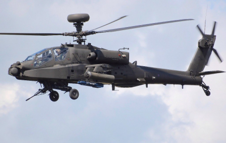 Elicopterul AH-64 Apache1