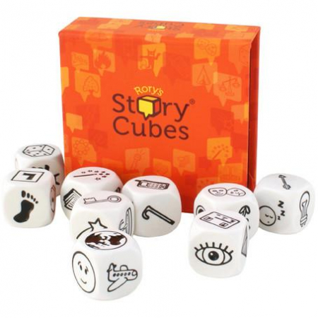Extensii Story Cubes tematice - Clasic0