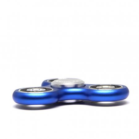 Fidget Ninja Metal Spinner - Albastru6