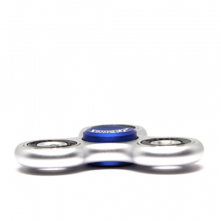 Fidget Ninja Metal Spinner - Argintiu6