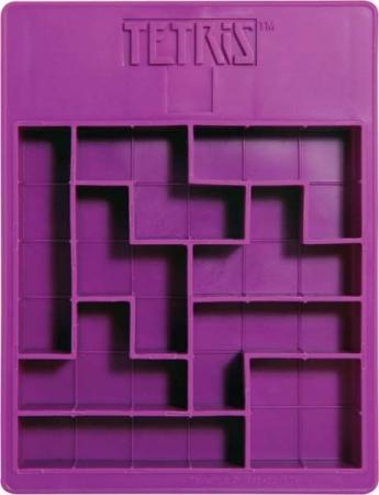 Forma Tetris pentru cuburi de gheata0