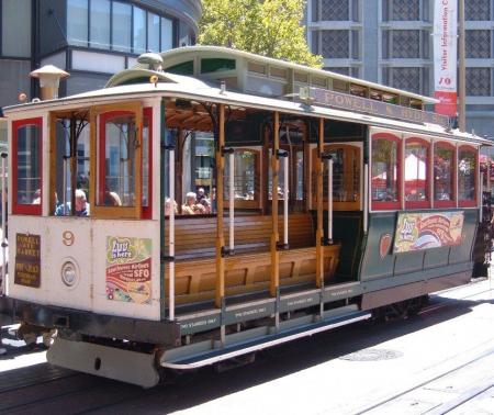 Funicularul din San Francisco1