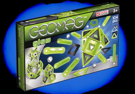 Geomag Glow 104 piese0