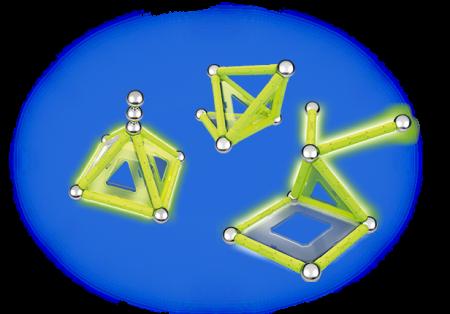 Geomag Glow 22 piese2