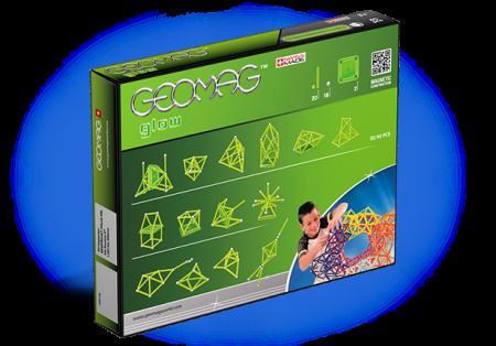 Geomag Glow 40 piese3