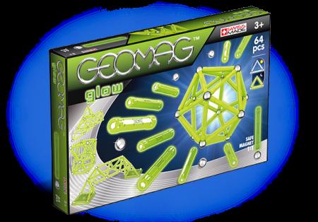 Geomag Glow 64 piese0