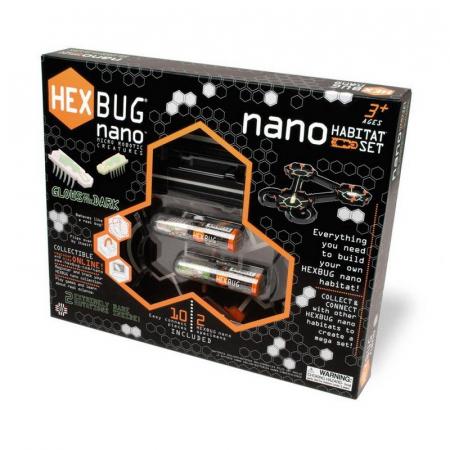 Habitat Hexbug Nano Galileo3