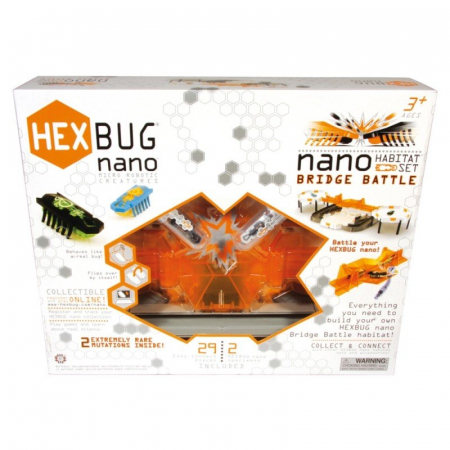 Hexbug Nano - Pod de lupta6