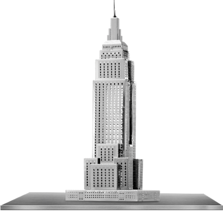 ICONX - Empire State Building0