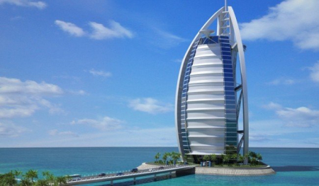 ICONX - Hotelul Burj Al Arab [1]