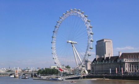 ICONX - London Eye [1]