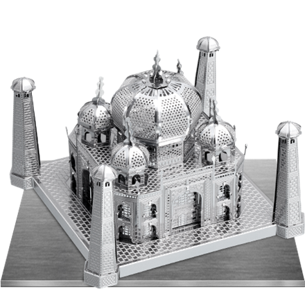 ICONX - Monumentul Taj Mahal0
