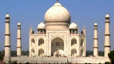 ICONX - Monumentul Taj Mahal1