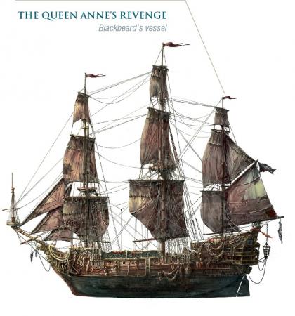 ICONX - Nava Queen Anne's Revenge1