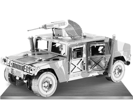 ICONX - Vehiculul Humvee0