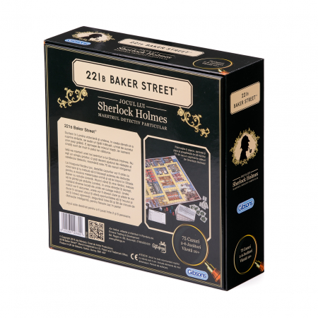 Joc 221B Baker Street - Sherlock Holmes1