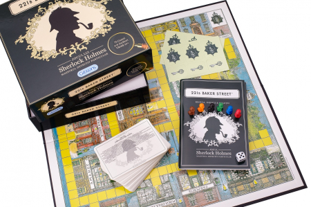Joc 221B Baker Street - Sherlock Holmes2