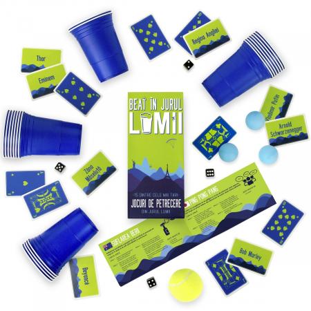 Joc Beat in Jurul Lumii3