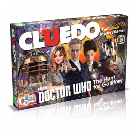 Joc Cluedo - Doctor Who0
