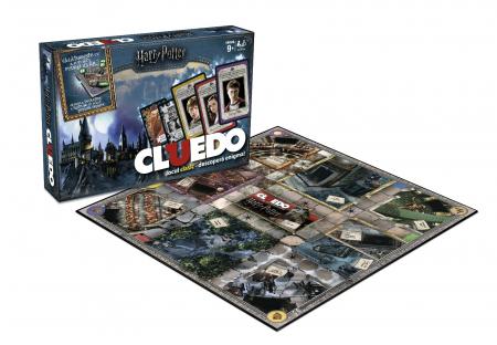 Joc Cluedo - Harry Potter2