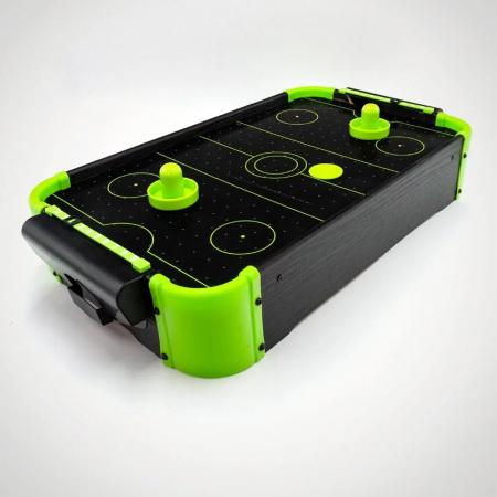 Joc de birou Air Hockey Neon0