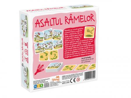 Joc de perspicacitate Asaltul Ramelor2