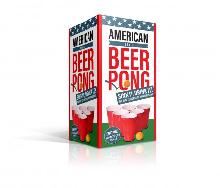 Joc de petrecere - Beer Pong2