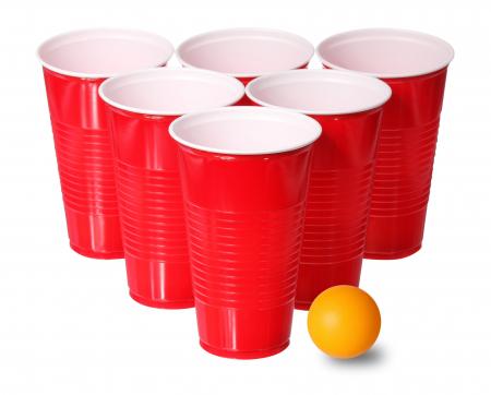 Joc de petrecere - Beer Pong0