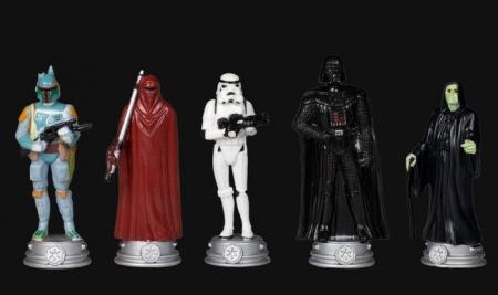 "Joc de sah ""Star Wars"" [5]"