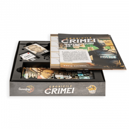 Cronicile Crimei (RO) - Joc de Investigatie Interactiv [3]