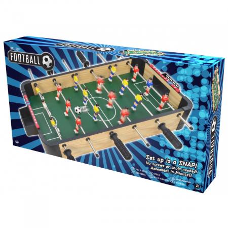 Joc Fotbal de masa din lemn1
