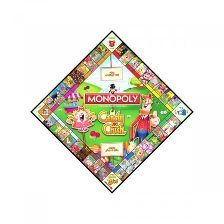 Joc Monopoly - Candy Crush Soda Saga [2]